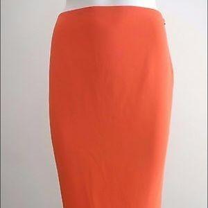 Elie Tahari Coral Pencil Skirt Size 0
